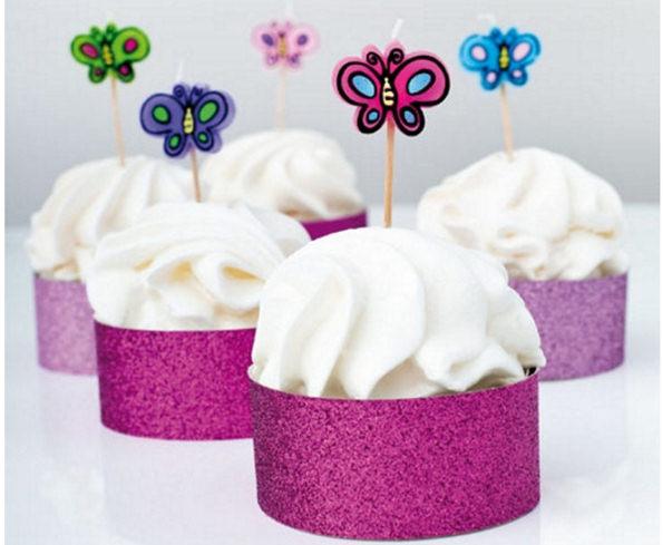 Tortes svecītes