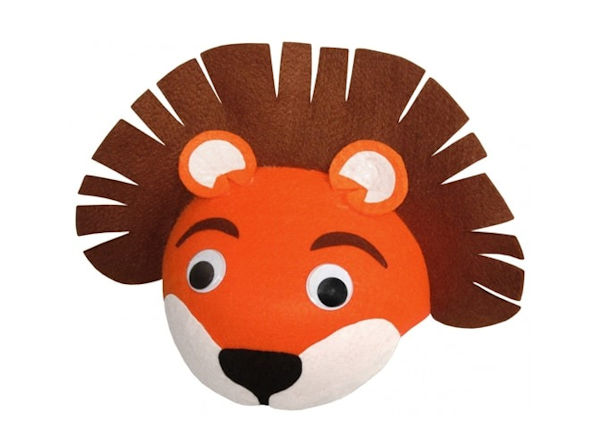 lauvas maska