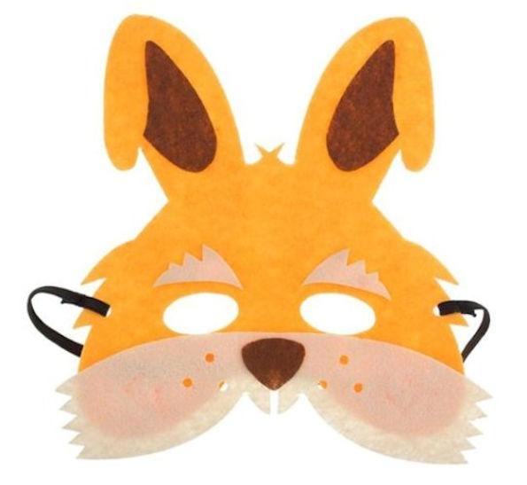Zaķa maska