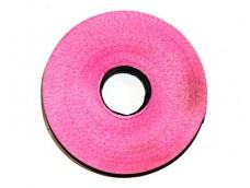 Lentīte rozā, plastikāta, 10mm (30m)