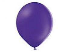 Baloni 29cm, lillā, tumši, BELBAL, 100 gab.