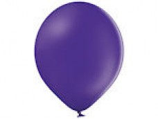 Baloni lillā, tumši, BELBAL, 35cm