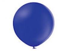 Baloni zili, nakts, 60cm, BELBAL