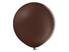 Baloni brūni, 60cm, BELBAL