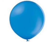 Baloni zili, karaliski, 60cm, BELBAL