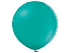 Baloni zils, tirkīza, 90cm, BELBAL