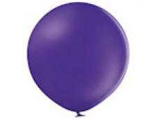 Baloni lillā, tumši, BELBAL, 90cm