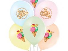 "Baloni ""Ice Cream"" - saldējums, Belbal, 29cm"
