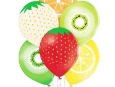 Baloni Augļi, BelBal, 29cm