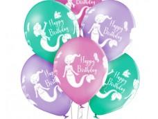 "Baloni ""Happy Birthday!"" Nāriņa, Belbal, 29cm"