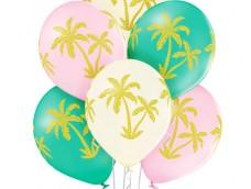 """Baloni """"Palma"""", Belbal, pastel, 29cm"""