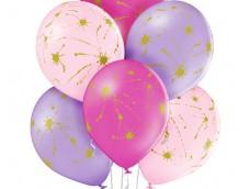 "Baloni ""Splatter"", Belbal, pastel, 29cm"