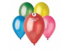 Baloni  mix, pērļu, GEMAR, 26cm, 100 gab.