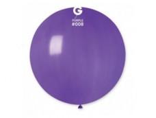 Baloni lillā, 69cm, GEMAR