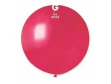 Baloni pērļu, sarkani, 69cm, GEMAR
