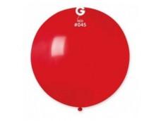 Baloni sarkani, 69cm, GEMAR