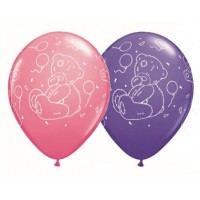"""Baloni """"Lācīši"""", Qualatex, 29cm"""