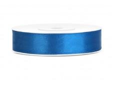Lentīte zila, satīna, 12mm (25m)