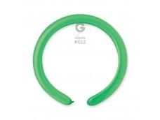 Baloni figūru veidošanai GEMAR D4 - zaļi, 100 gab.
