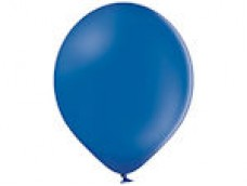 Baloni zili, karaliski, BELBAL, 35cm