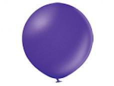 Baloni pērļu, lillā, purpura, 60cm, BELBAL