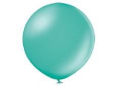 Baloni pērļu, zaļi, 60cm, BELBAL