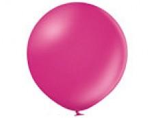 Baloni pērļu, rozā, tumši, 90cm, Belbal