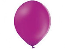 Baloni lillā, vīnogu, BELBAL, 35cm