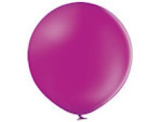 Baloni lillā, vīnogu, BELBAL, 90cm