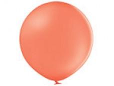 Baloni sarkani, koraļļu, BELBAL, 90cm
