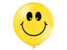 Baloni Smaidiņš, BelBal, 60cm