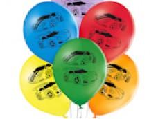 """Baloni Mašīnas, """"Cars"""", Belbal, 29cm"""