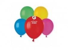 Baloni  Mix, GEMAR, 13cm, 100 gab.