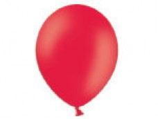 Baloni 29cm, sarkani, BELBAL, 100 gab.