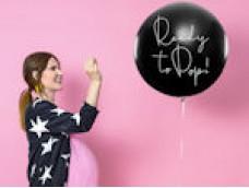 "Balons ""Ready to Pop"" - meitene, 89cm, JUMBO"