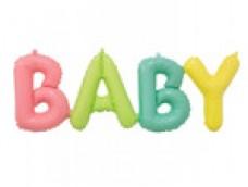"Folijas balons - ""BABY"""