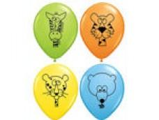 Baloni Dzīvnieki 2, QUALATEX, 29cm