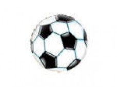 "Folijas balons 48cm, ""Futbolbumba"""