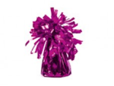 Balonu atsvars - folijas, rozā