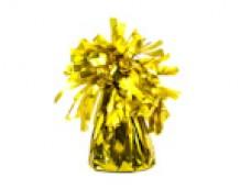 Balonu atsvars - folijas, zelta