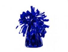 Balonu atsvars - folijas, zils