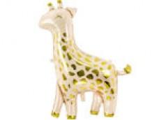 Folijas balons 80 x 102 cm - žirafe
