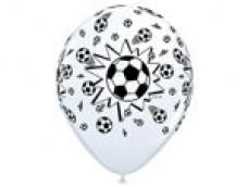 Baloni Futbols, QUALATEX, 29cm