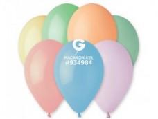 Baloni  Mix, Macaroon, GEMAR, 29 cm