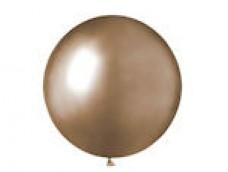 Baloni metāliski, hroma, zelta, rozā, GEMAR, 48cm