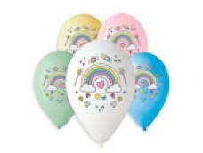 Baloni Varavīksne, GEMAR, 29cm