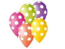 Baloni Punktaiņi GEMAR, 29cm