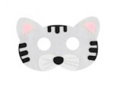 Kaķis - maska, filca