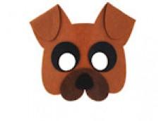 Suns - maska, filca