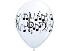 Baloni 29cm, QUALATEX - Notis